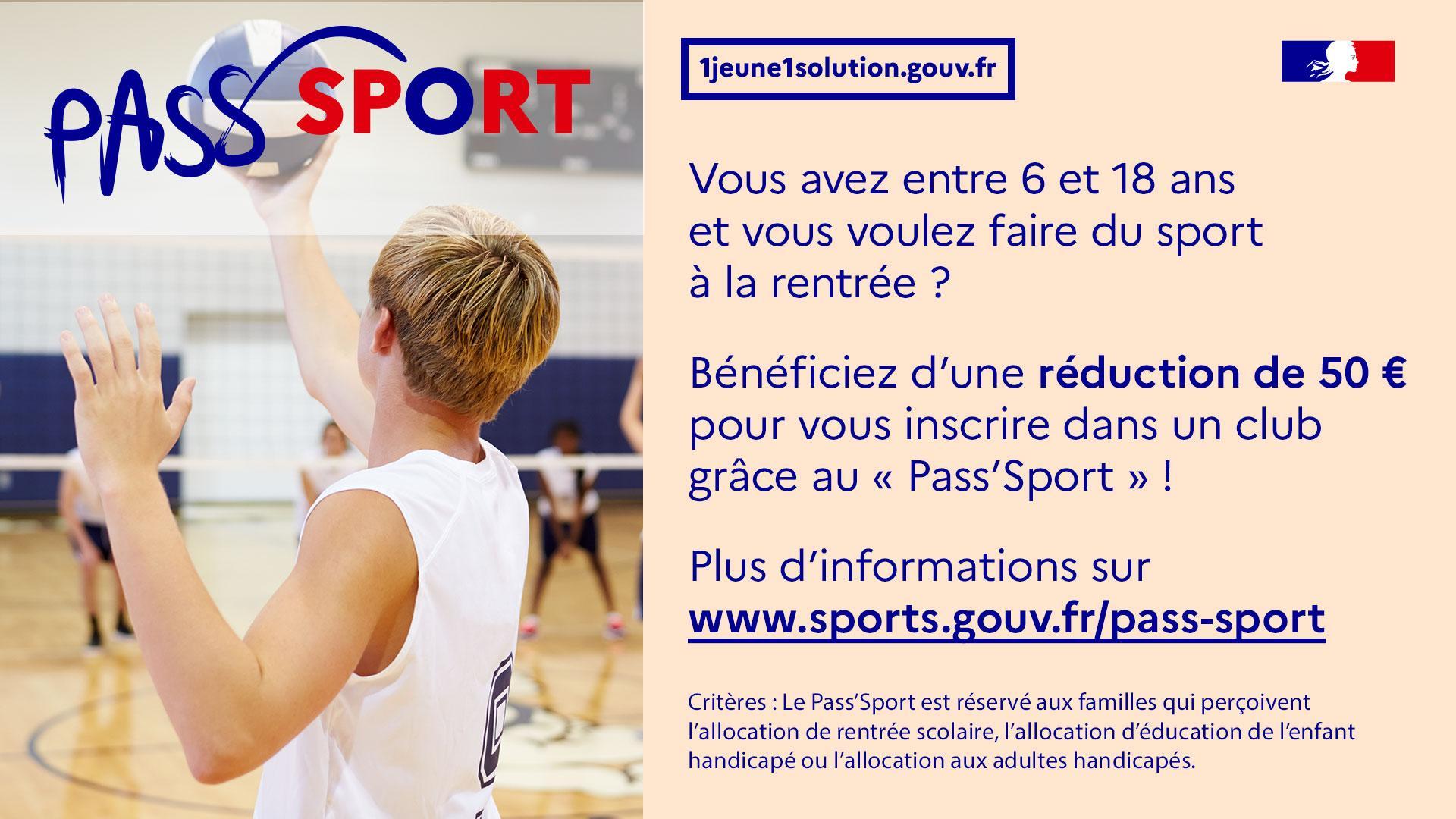 Pass'Sport 2021